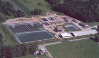 Nott Road Wastewater Treatment Plant