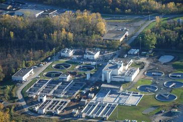 SARATOGA WASTEWATER TREATMENT PLANT